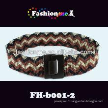 nouvelle ceinture de mode faits main arrivée 2013