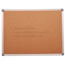 Korkplatte mit Aluminiumrahmen (BSCLO-A)