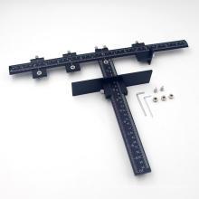 Profession Aluminiumlegierung Schrank Hardware Jig Position Tool