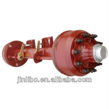 12T English Type  8 Holes  Axle With Brake Chamber