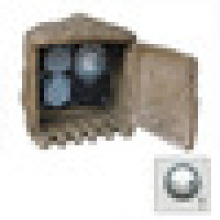 STONE SHAPE outdoor SOCKET WITH TIMMER SWITCH