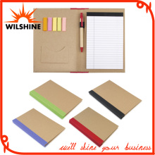 Paper Cover Daily Use Memo File Folder with Pen for Company′s Meeting (FM405)