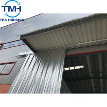 Steel structure coal storage steel warehouse shed