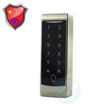 Metal Case RFID Smart Card Key tag Entry Lock Single Door Standalone keypad access control
