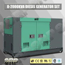 30kVA Звуконепроницаемый дизельный генератор Powered by Yangdong (SDG30KS)