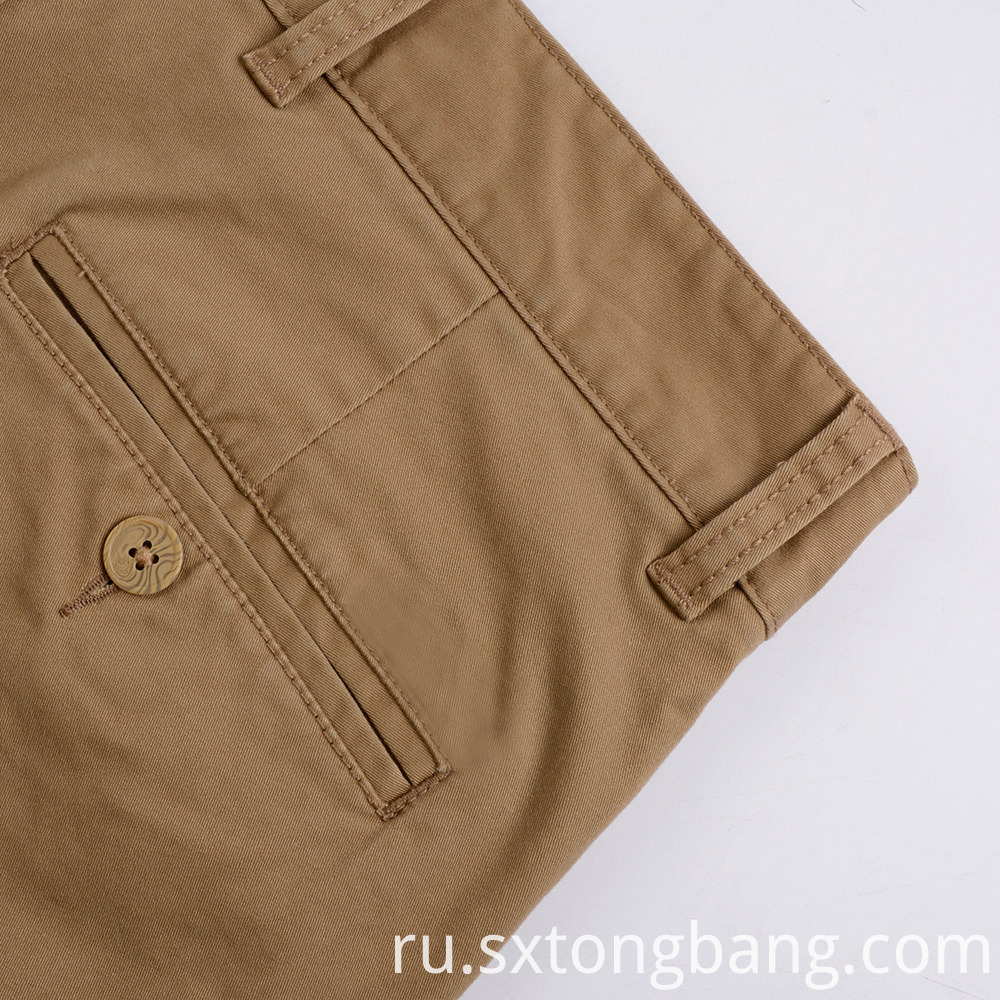 Softer Cotton Twill Cargo Pants