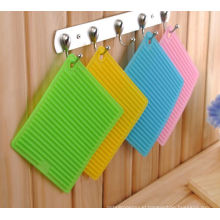 Heat Resistant Eco-Friend Silicone Cup Mat/Coaster with Cheap Price
