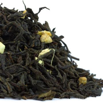 Bolsitas de té de té negro con sabor a té de jengibre orgánico de alta calidad