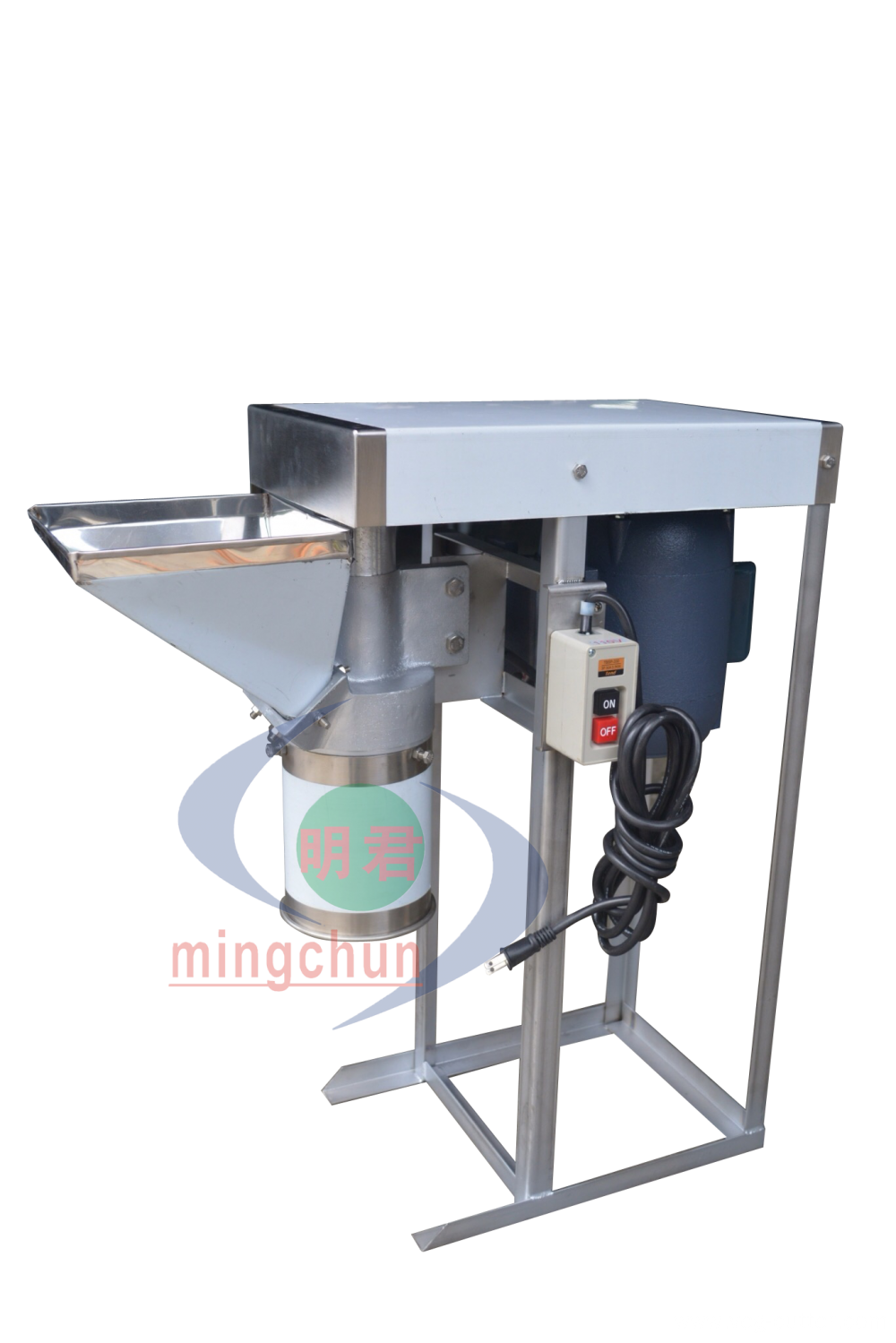 Single-Tube Garlic Beating Crusher