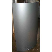Painel de Revestimento de Parede de Favo de Alumínio em Forma de Arco em Alumínio