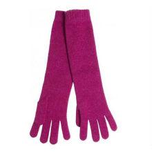 Производитель Мода стиль длинные кашемировые перчатки низкая цена