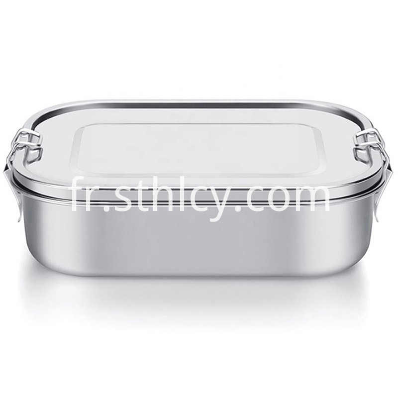 Stainless Steel Lunch Box For Adult