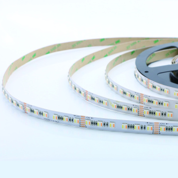 Tira de luz ajustable 5050RGBWW 60led