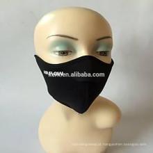 Cheap meio rosto máscaras Neoprene máscara quente