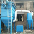 Anti pulse jet bag type dust collector