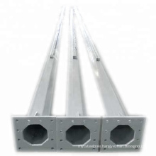 cctv camera steel pole price