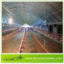 LEON hot price chicken shed automatic equipment for poutlry farm