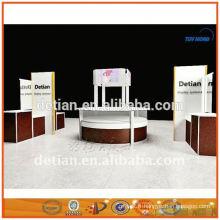 étagères d'exposition portables et démontables présentoirs pour le salon à Shanghai 001781