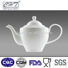 Fine quality bone china porcelain tea kettle tea pot water pitcher