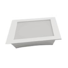 Lámpara de panel led con luz directa