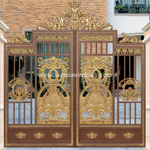 Aluminum Front Entry Gates