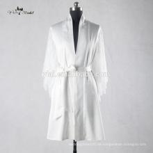 RB006 OEM 2015 Großhandel Luxuriöses seidiges Gefühl Frauen sexy Kimono Robe