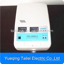 Régulateur automatique de tension à domicile 10KVA pour réfrigérateur