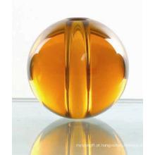 Bola colorida de cristal com furo (JD-SJQ-003)