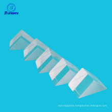 Optical right angle prism bk7 glass AL coated