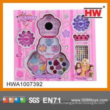 Горячие продажи красоты партии играть Дети комплекты макияжа для девочек