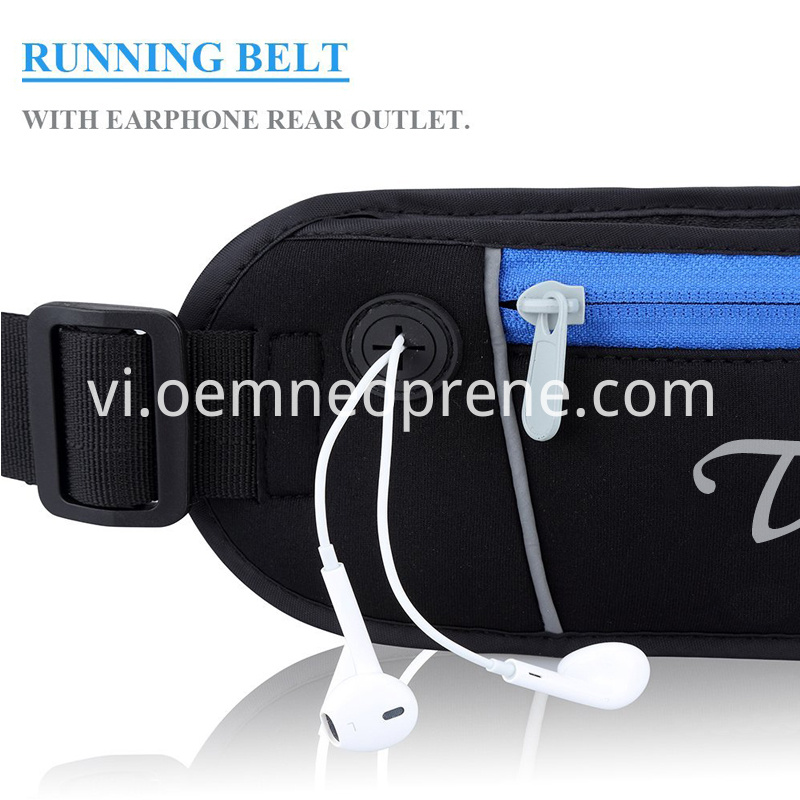 waterproof running waist bags