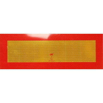 Rear Marking Plates For heavy and long vehicles