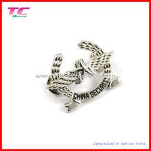 Personalizado Metal Polit Wings Pin Badge