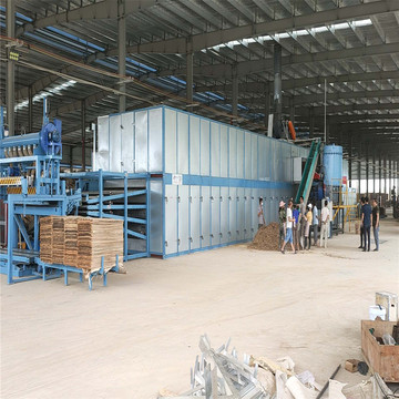 24M 4Layer Veneer Roller Dryer
