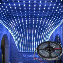 Tiras de LED full color programáveis DMX DC12V
