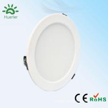 2014 neue weiße dünne Beleuchtung 100-240v 110v 22v 230v 6 Zoll 30led smd5730 15w Oberfläche montiert LED-Deckenleuchte