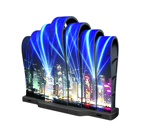 led flexible module
