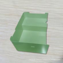 Metal Bending Colorful Powder Coating Sheet Metal Fabrication Laser Cutting Spare Part