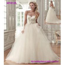 Fabrik Großhändler Brautkleid-Art- und Weisedame-elegante Hochzeits-Kleider