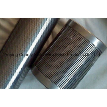 Stainless Steel Wedge Wire Screen for Water Supply