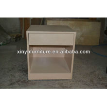 Bedroom durable wooden night stand