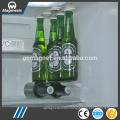 Beer Magnet, Magnetic Beer Hangers/Holder For Beer and Beverages, Bottleloft magnetic bottle storage fridge strips