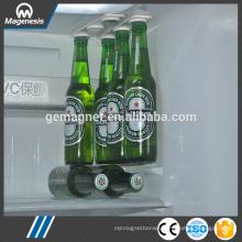 Bottle Loft, Magnetic Bottle Hangers/Holder For Beer and Beverages, Bottleloft magnetic bottle storage fridge strips