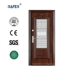 Стальная дверь в дверь/стальная дверь с окном (РА-S104)