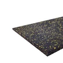 Anti-slip EPDM Gym Rubber Flooring Rolls Tiles Sports Equipments Rubber Mat
