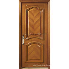 Porta de madeira maciça à venda