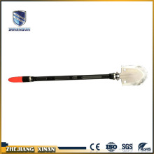 aluminum grain shovel steel long handle