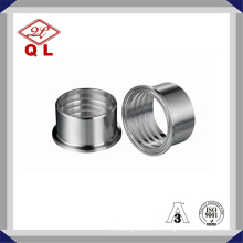 3A 304/316 Acier inoxydable Pipe Fitting14rmp Expanding Ferrule