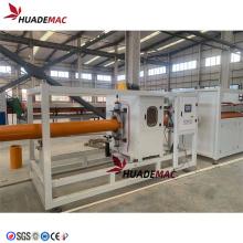 160 mm Kunststoff PVC CPVC Rohrherstellungsmaschine