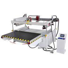 Тмп-120240 Большой 4-Штендера Semi Автоматический Стеклянный Экран Принтера